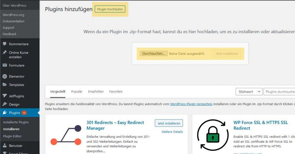 Elementor_in_Wordpress_Installieren_2